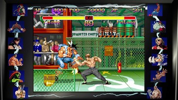 Screenshot3 - Street Fighter 30th Anniversary Collection
