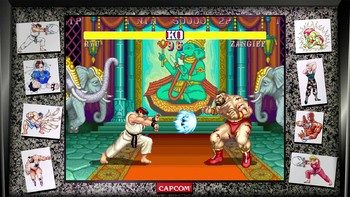Screenshot5 - Street Fighter 30th Anniversary Collection