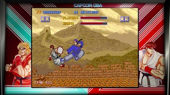 Screenshot2 - Street Fighter 30th Anniversary Collection