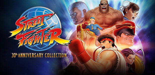 Street Fighter 30th Anniversary Collection Steam Key For Pc Buy Now