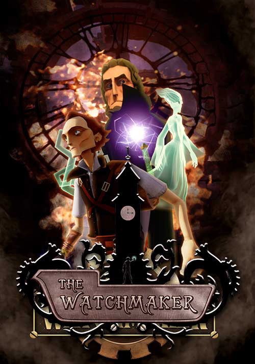 The Watchmaker - Cover / Packshot