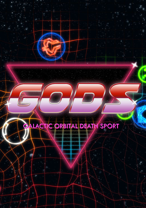 Galactic Orbital Death Sport - Cover