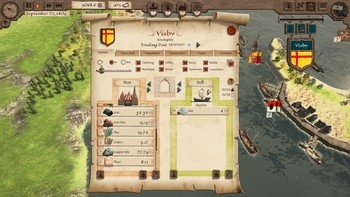 Screenshot3 - Hanse - The Hanseatic League