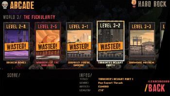 Screenshot2 - Double Kick Heroes