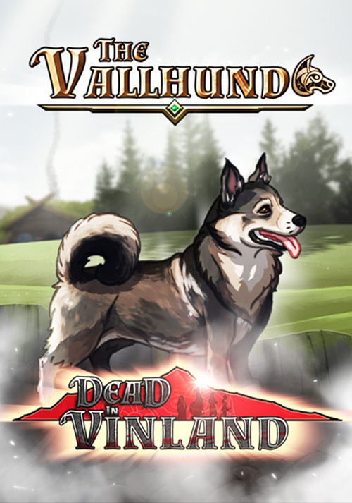 Dead In Vinland - The Vallhund - Cover
