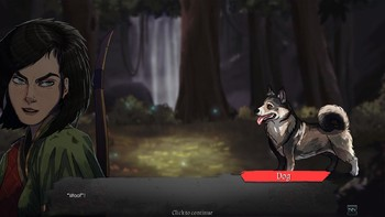 Screenshot10 - Dead In Vinland - The Vallhund