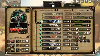 Screenshot4 - Dead In Vinland - The Vallhund