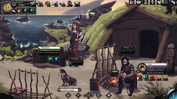 Screenshot1 - Dead In Vinland - The Vallhund