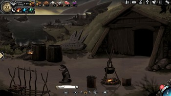 Screenshot2 - Dead In Vinland - The Vallhund