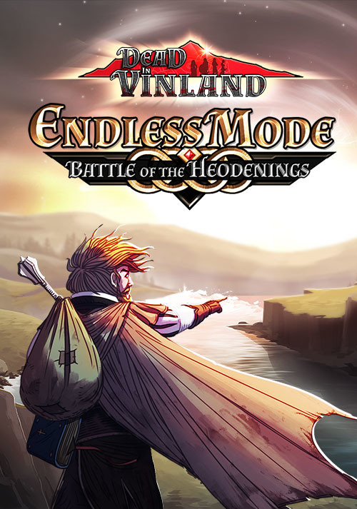 Dead In Vinland - Endless Mode: Battle Of The Heodenings - Cover
