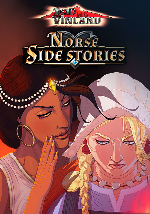 Dead In Vinland - Norse Side Stories - Cover