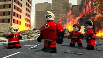 Screenshot1 - LEGO The Incredibles