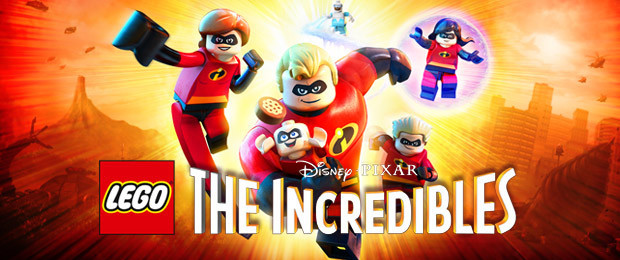 LEGO The Incredibles Parr Family Gameplay Trailer