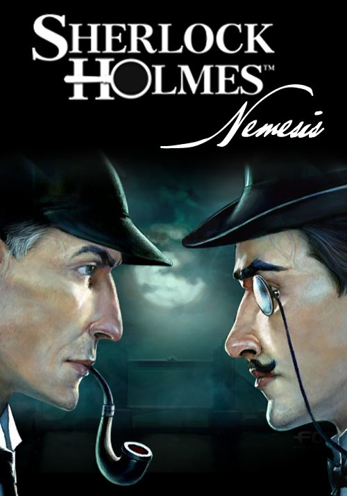 Sherlock Holmes - Nemesis - Cover