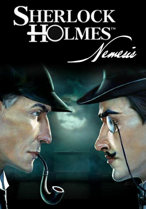 Sherlock Holmes - Nemesis - Cover / Packshot