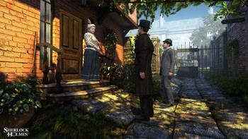 Screenshot5 - The Sherlock Holmes Collection