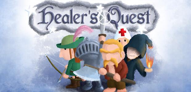 Healer's Quest - Cover / Packshot