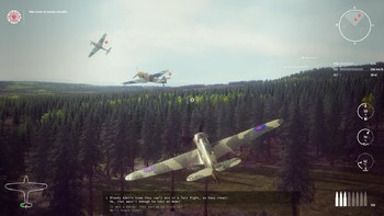 Screenshot4 - 303 Squadron: Battle of Britain