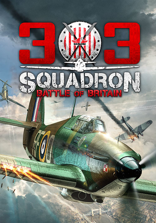 303 Squadron: Battle of Britain - Cover / Packshot