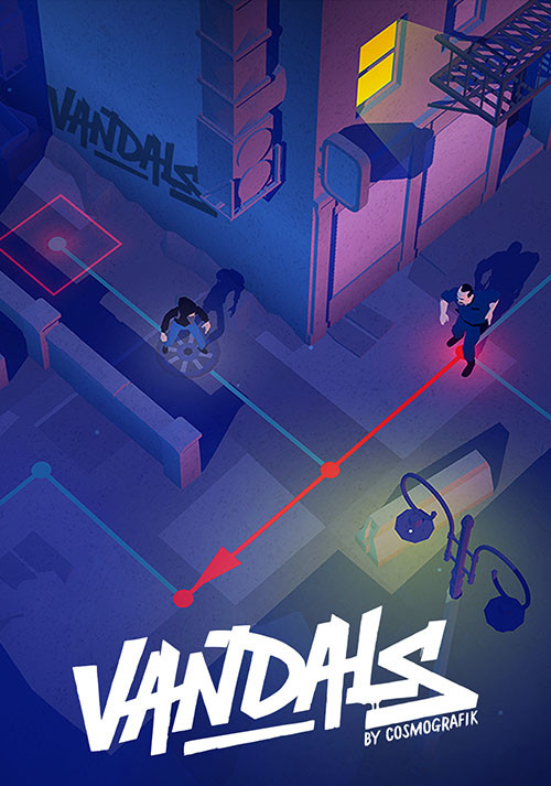 Vandals - Cover / Packshot