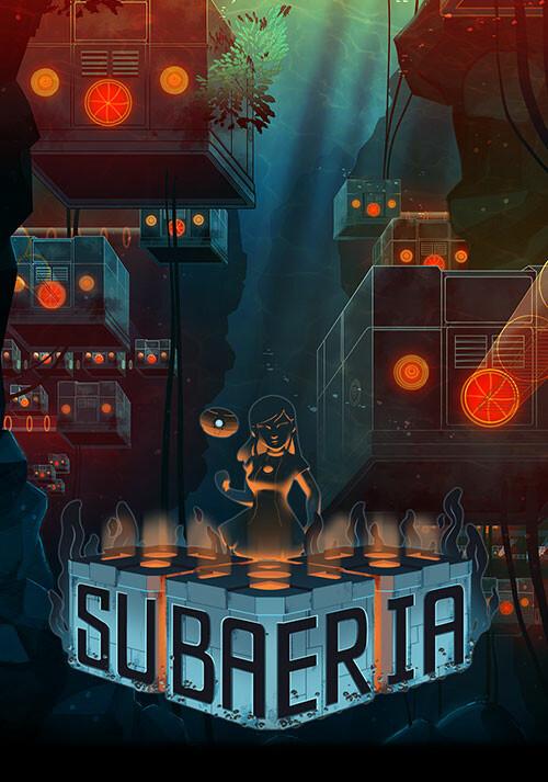 Subaeria - Cover / Packshot
