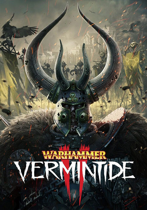 Warhammer: Vermintide 2 - Cover
