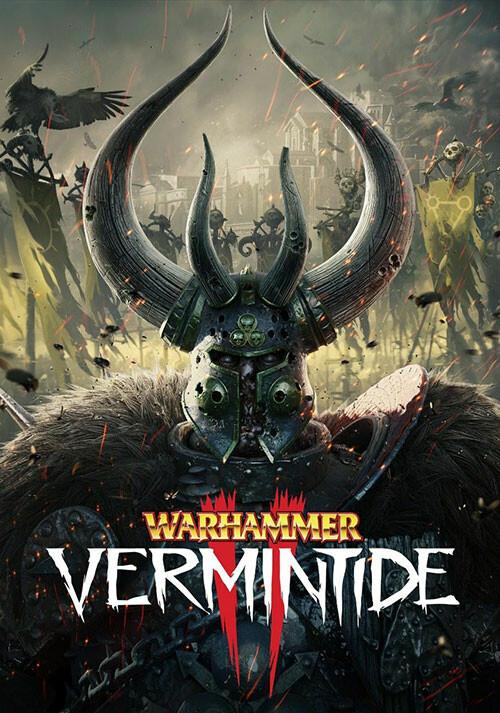 Warhammer: Vermintide 2 - Cover