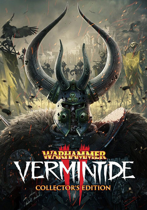 Warhammer: Vermintide 2 - Collector's Edition - Cover / Packshot