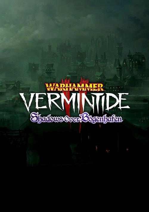 Warhammer: Vermintide 2 - Shadows Over Bögenhafen - Cover / Packshot