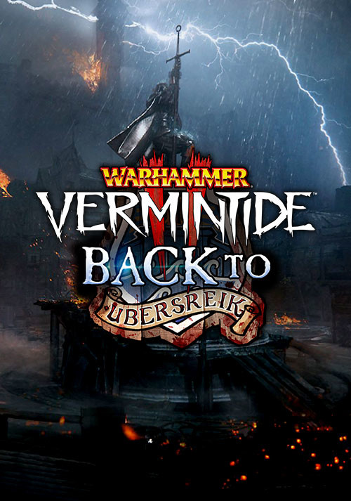 Warhammer: Vermintide 2 - Back to Ubersreik - Cover / Packshot