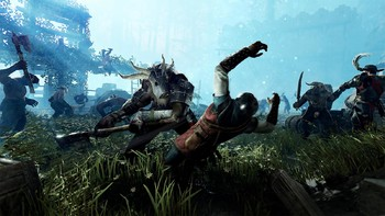 Screenshot1 - Warhammer: Vermintide 2 - Winds of Magic