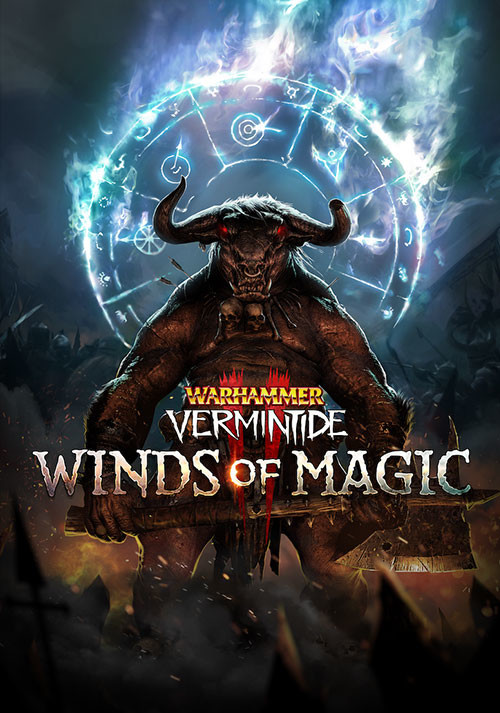 Warhammer: Vermintide 2 - Winds of Magic - Cover / Packshot