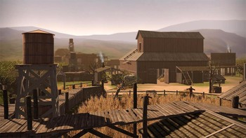 Screenshot10 - Lead and Gold: Gangs of the Wild West