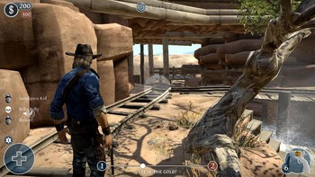Screenshot6 - Lead and Gold: Gangs of the Wild West