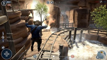 Screenshot3 - Lead and Gold: Gangs of the Wild West