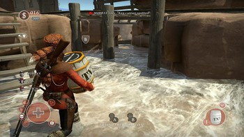 Screenshot4 - Lead and Gold: Gangs of the Wild West