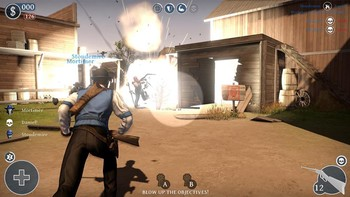Screenshot8 - Lead and Gold: Gangs of the Wild West