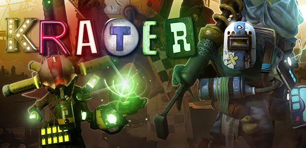 Krater - Cover / Packshot