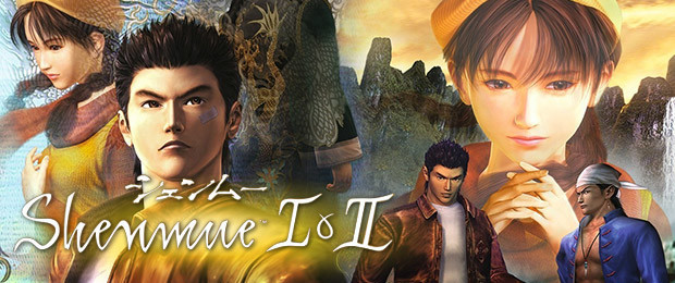 Shenmue I & II is Now Available!
