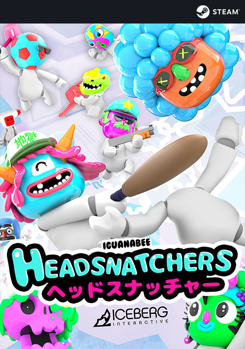 Headsnatchers - Cover / Packshot