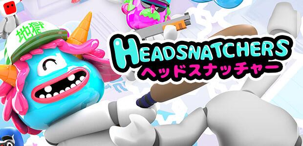Headsnatchers - Cover / Packshot