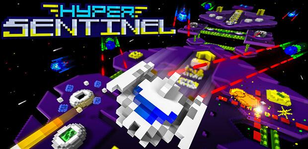Hyper Sentinel - Cover / Packshot