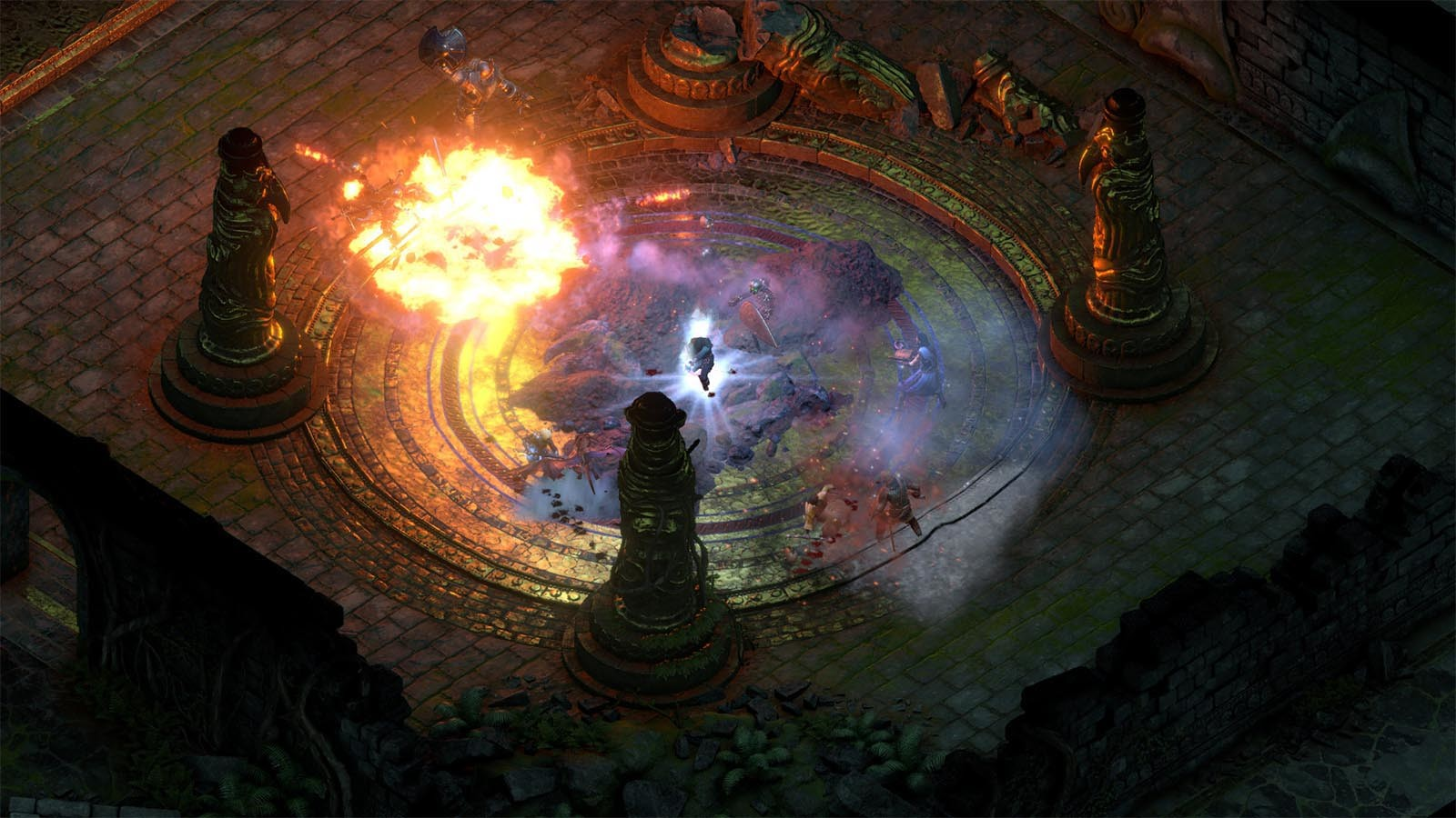 Pillars of Eternity II: Deadfire [Steam CD Key] for PC, Mac and Linux - Buy  now