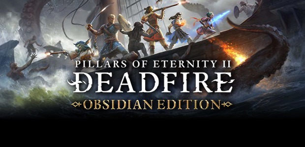 Pillars of Eternity II: Deadfire - Obsidian Edition - Cover / Packshot