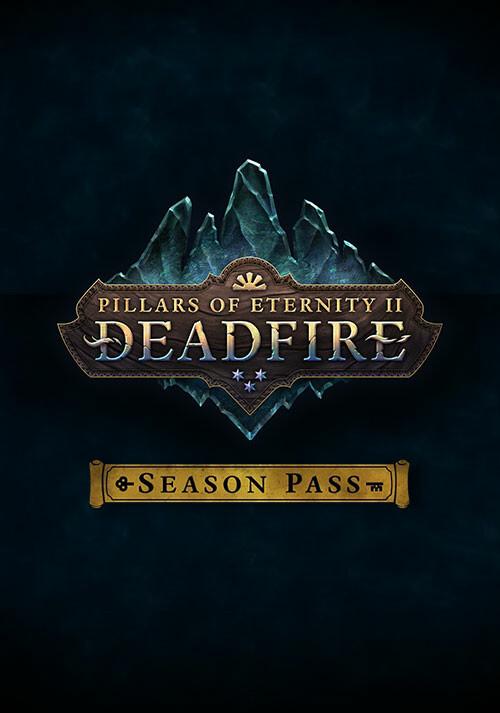 Pillars of Eternity II: Deadfire - Season Pass - Cover / Packshot