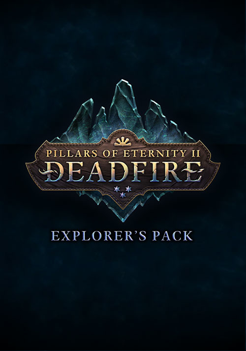 Pillars of Eternity II: Deadfire - Explorer's Pack - Cover