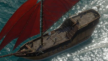 Screenshot2 - Pillars of Eternity II: Deadfire - Explorer's Pack