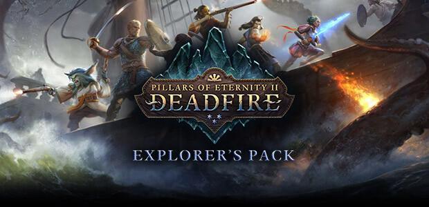 Pillars of Eternity II: Deadfire - Explorer's Pack - Cover / Packshot