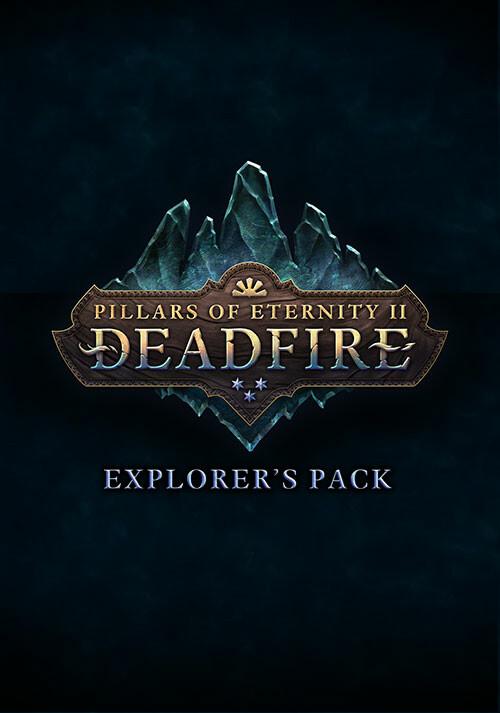 Pillars of Eternity II: Deadfire - Explorer's Pack - Cover