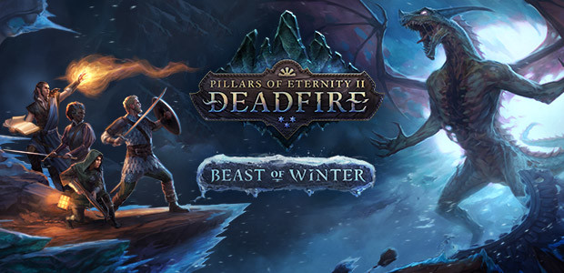Pillars of Eternity II: Deadfire - Beast of Winter - Cover / Packshot